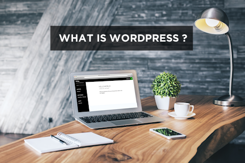 What's WordPress ?