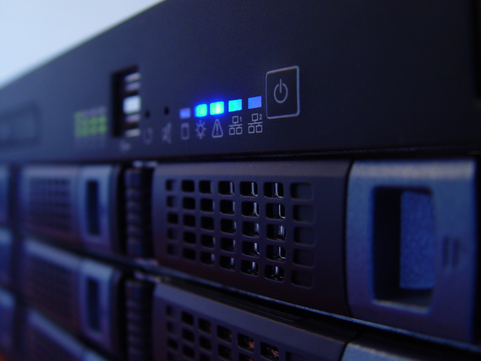 manage a dedicated server