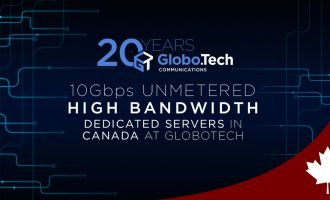 Introducing 10Gbps unmetered dedicated servers.